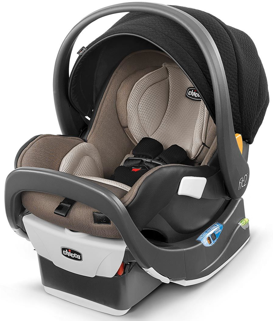 Chicco Fit2 LE Rear-Facing Infant and Toddler Car Seat - Alto
