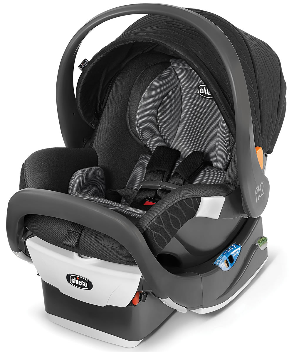 Chicco Fit2 Rear-Facing Infant & Toddler Car Seat - Legato
