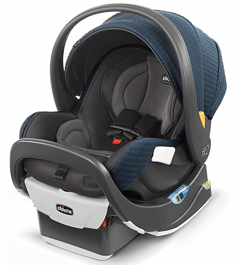 Chicco Car Seats >> Chicco Fit2 Rear-Facing Infant & Toddler Car Seat - Tullio