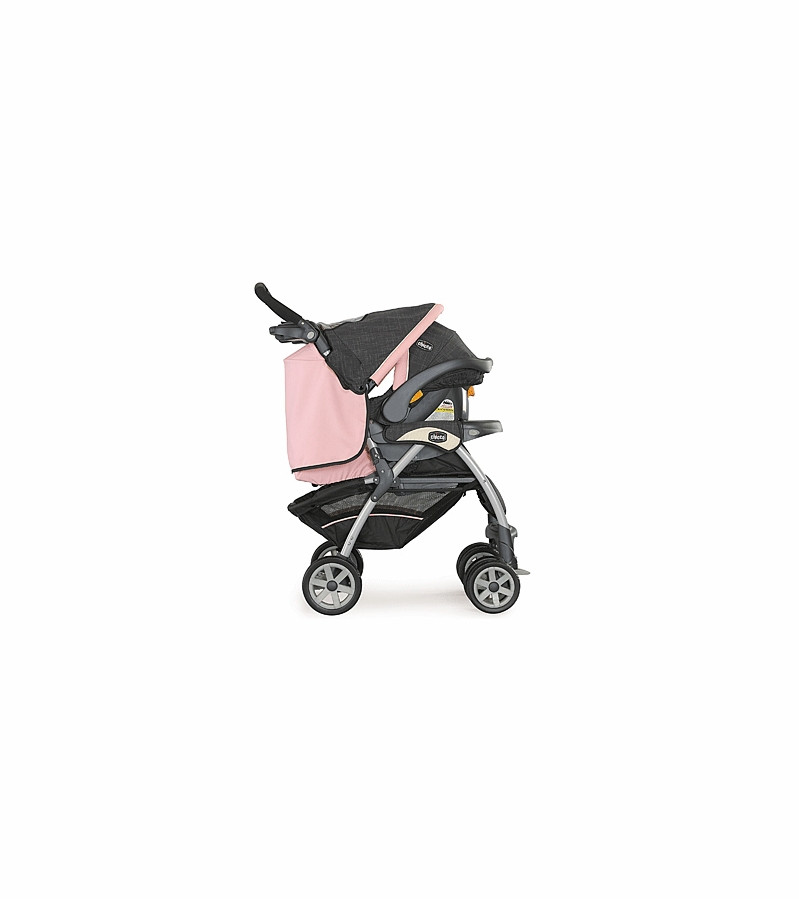 Chicco Keyfit  Cortina Travel System Red Fuego New