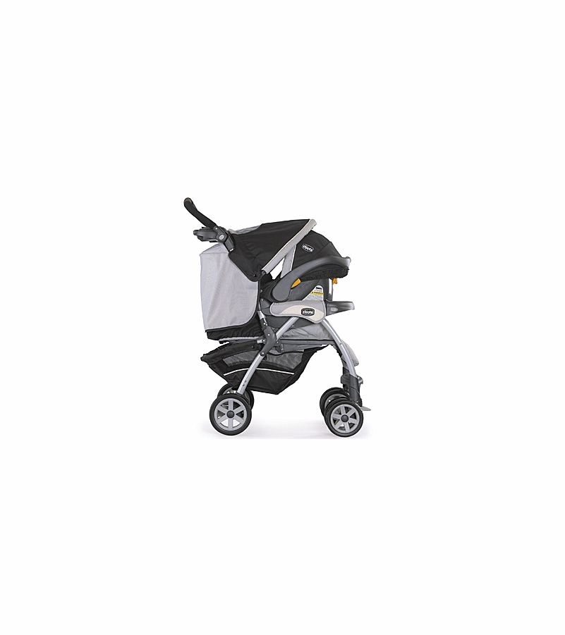 Chicco Keyfit  Romantic Travel System