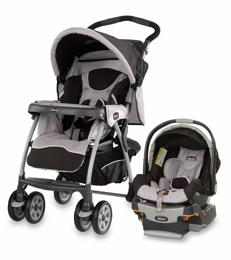 Chicco Keyfit 30 Cortina Travel System Romantic