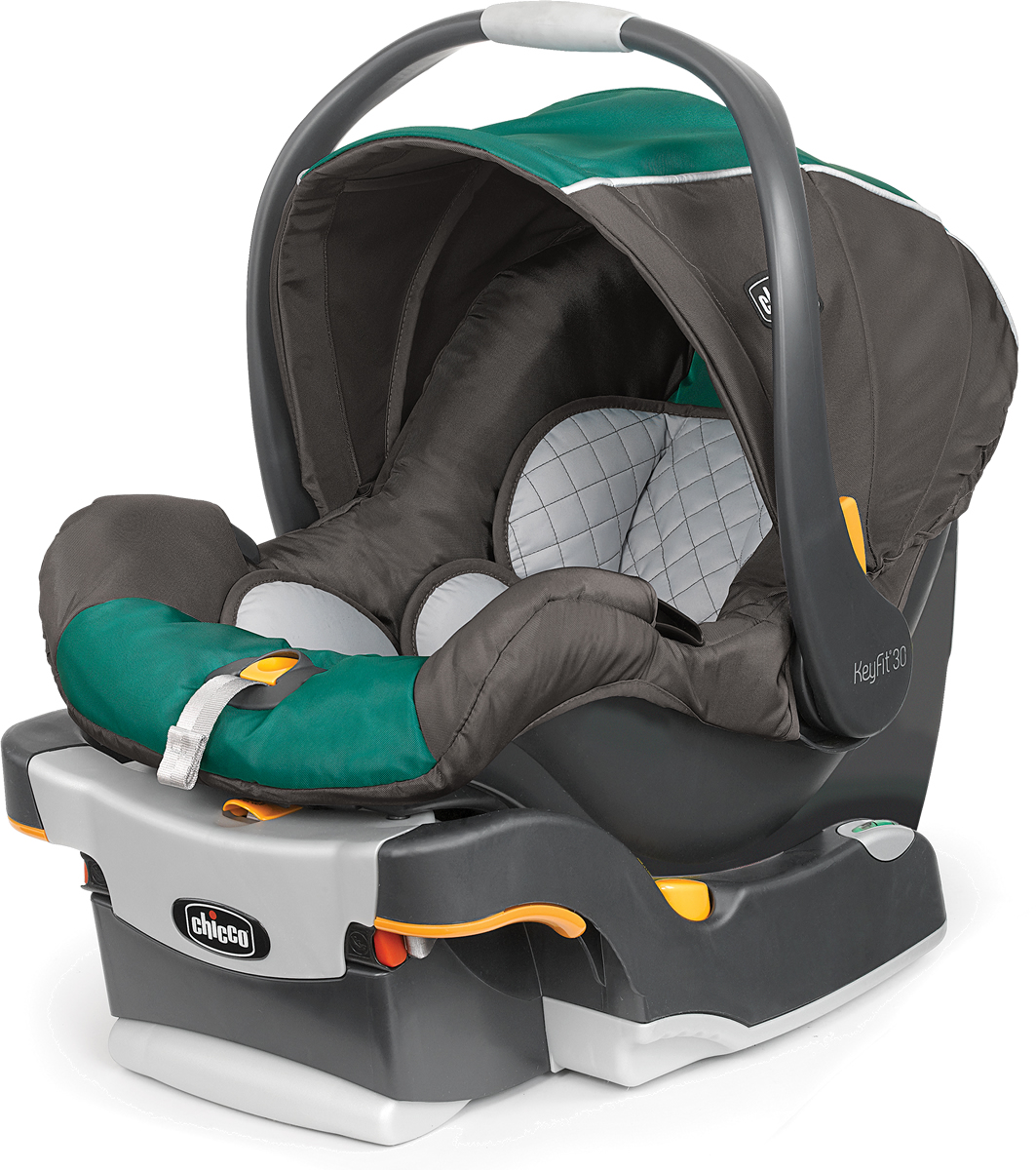 Chicco KeyFit 30 Infant Car Seat - Energy