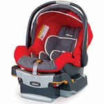 Chicco KeyFit 30 Infant Car Seat Fuego