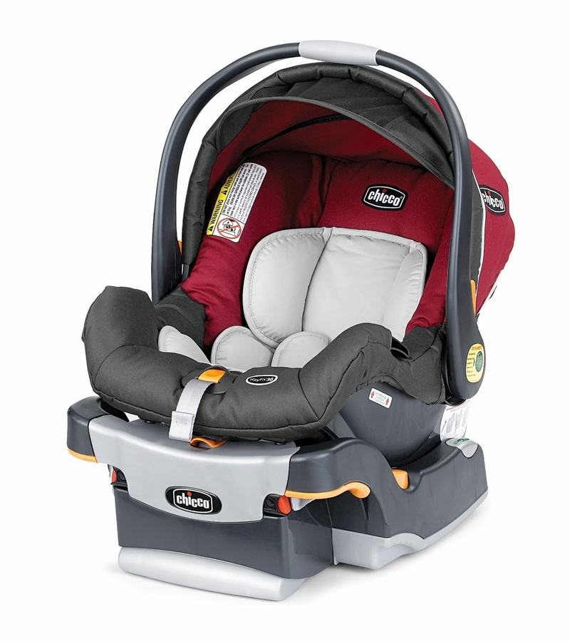 Chicco Keyfit  Car Seat Video