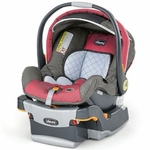 Chicco KeyFit 30 Infant Car Seat in Foxy