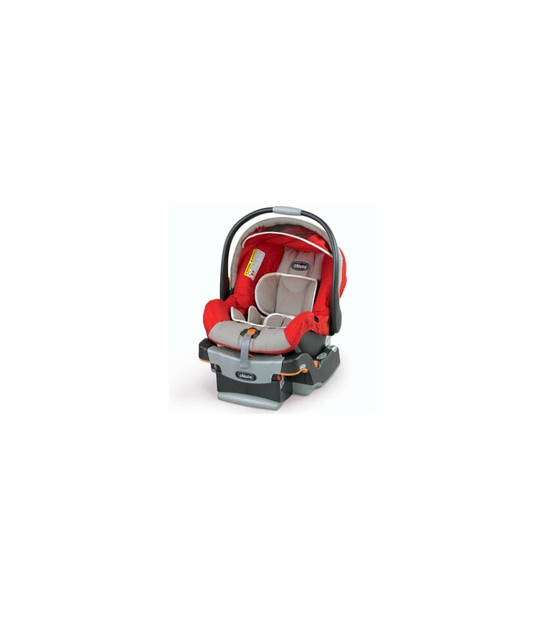 Chicco Keyfit  Infant Car Seat In Race