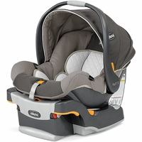 Chicco KeyFit 30 Infant Car Seat - Papyrus