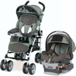 Chicco KeyFit 30 Trevi Travel System in Adventure