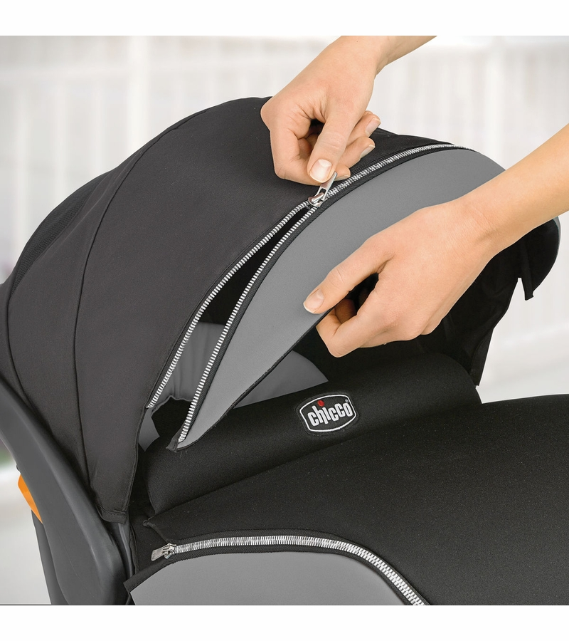 Chicco KeyFit 30 Zip Infant Car Seat - Eclipse