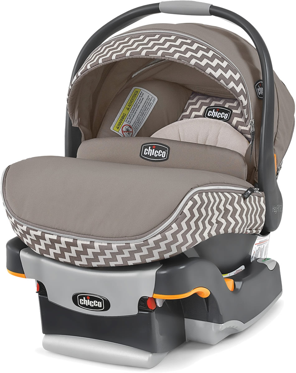 Chicco KeyFit 30 Zip Infant Car Seat - Singapore
