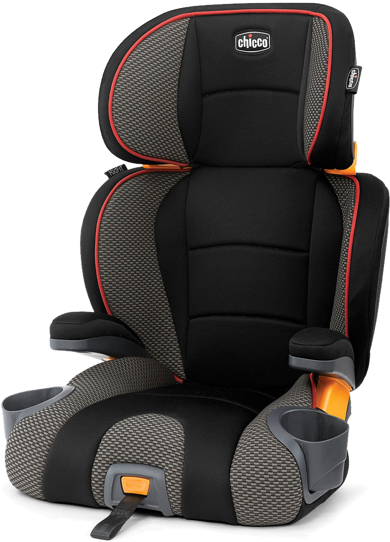 Chicco Kidfit 2-in-1 Belt Positioning Booster Car Seat - ...