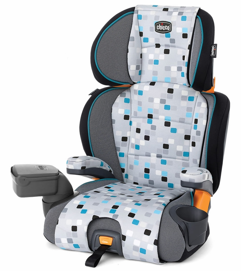 chicco kidfit zip 2 in 1 belt positioning booster car seat blu. Black Bedroom Furniture Sets. Home Design Ideas
