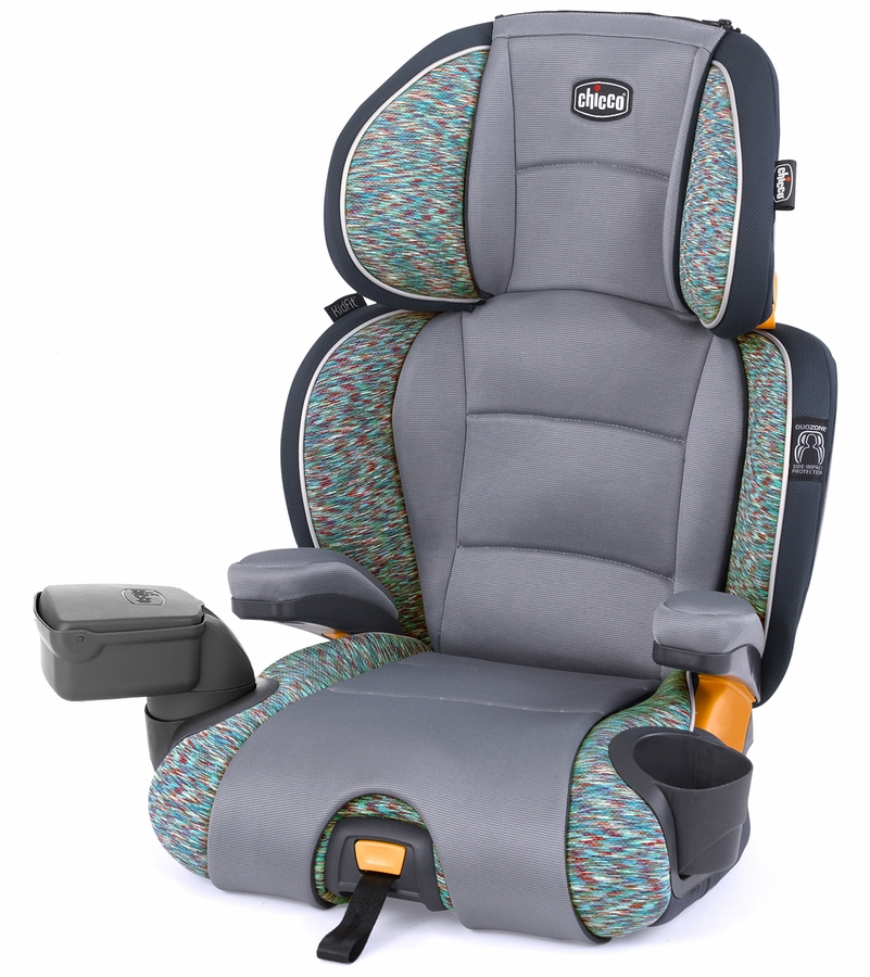 chicco kidfit zip 2 in 1 belt positioning booster car seat privata