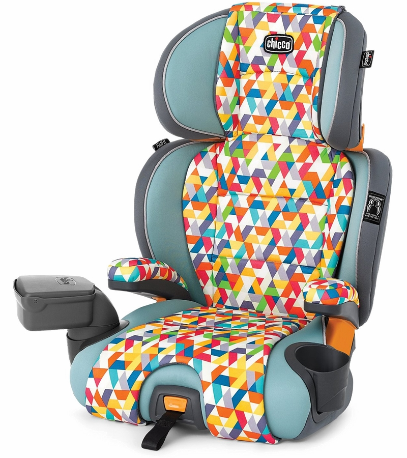 chicco kidfit zip 2 in 1 belt positioning booster car seat wild. Black Bedroom Furniture Sets. Home Design Ideas