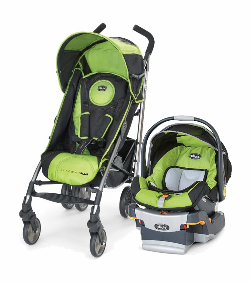 Chicco Liteway Plus Travel System Surge