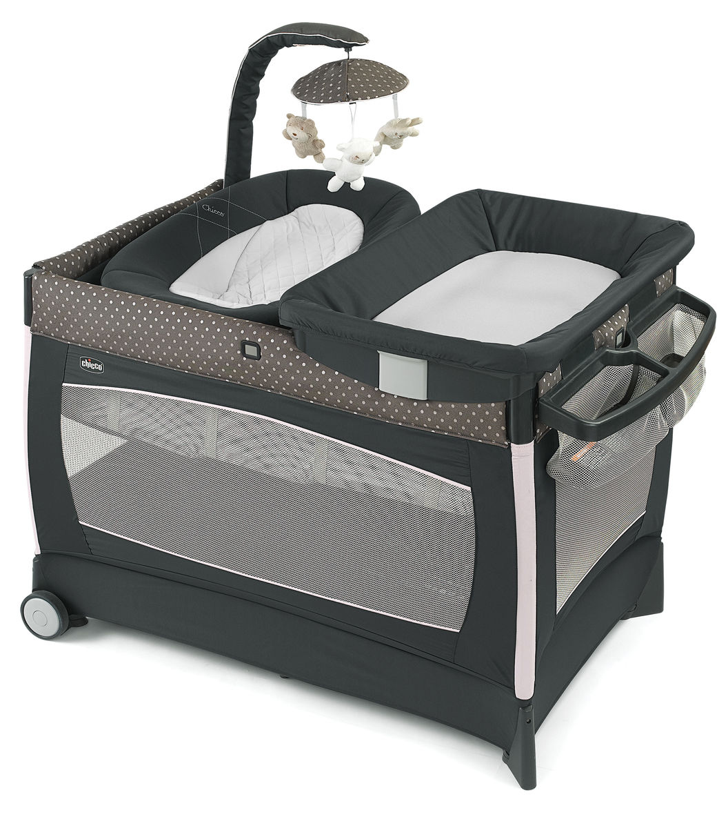 Chicco Lullaby Baby Playard - Lilla
