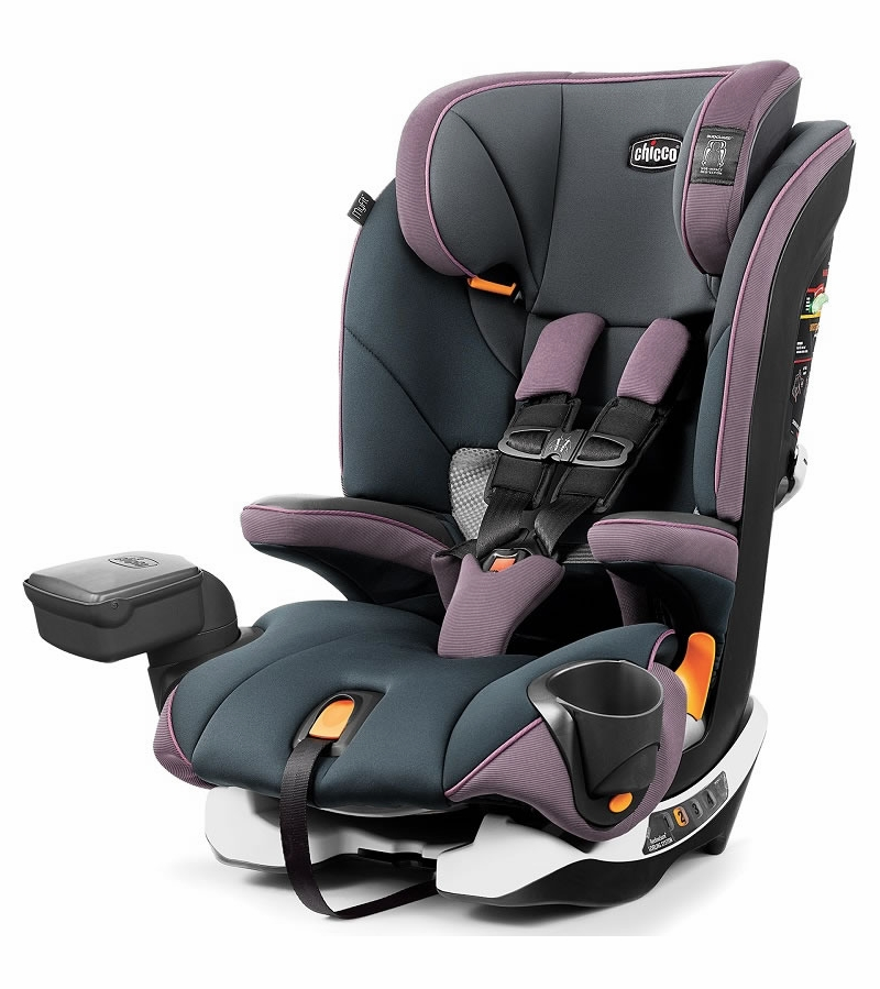Chicco Myfit Le Harness Booster Car Seat Starlet