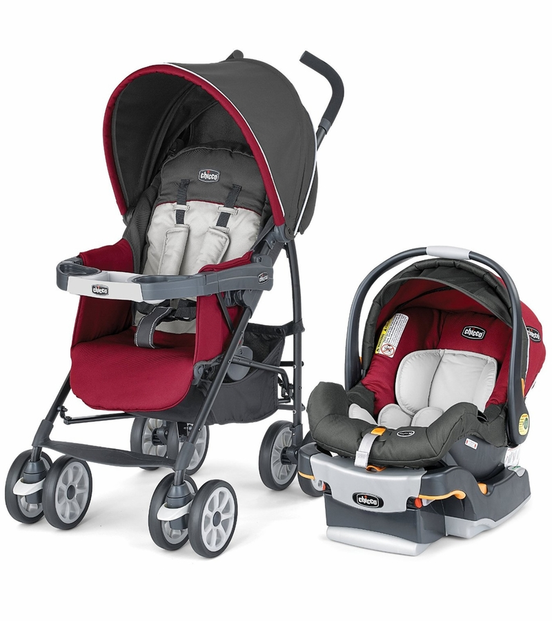 Chicco Neuvo Compact Travel System