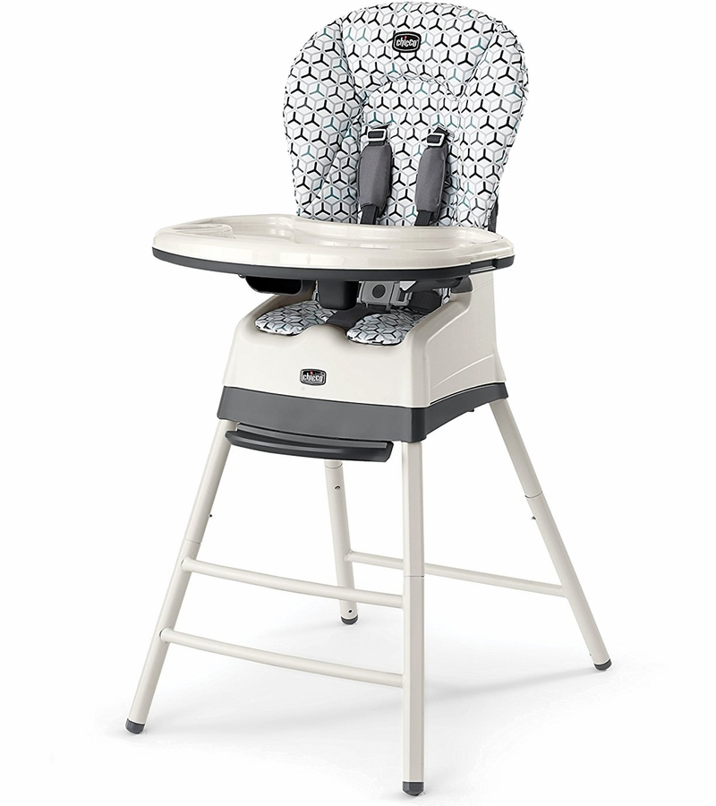 chicco new stack 3 in 1 highchair verdant. Black Bedroom Furniture Sets. Home Design Ideas