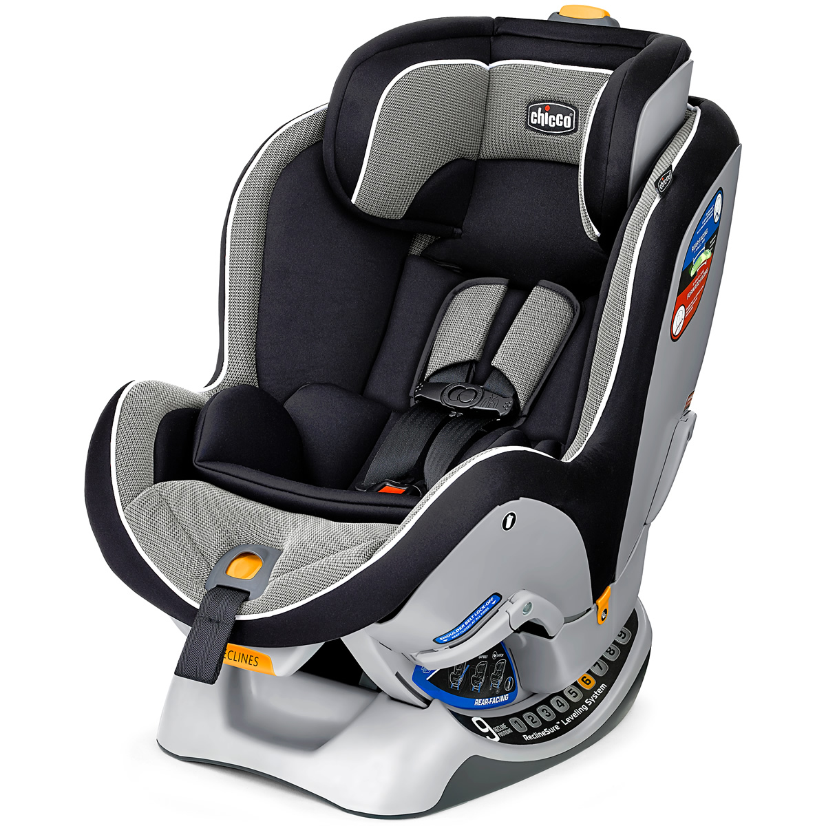 how to find out car seat expiration date