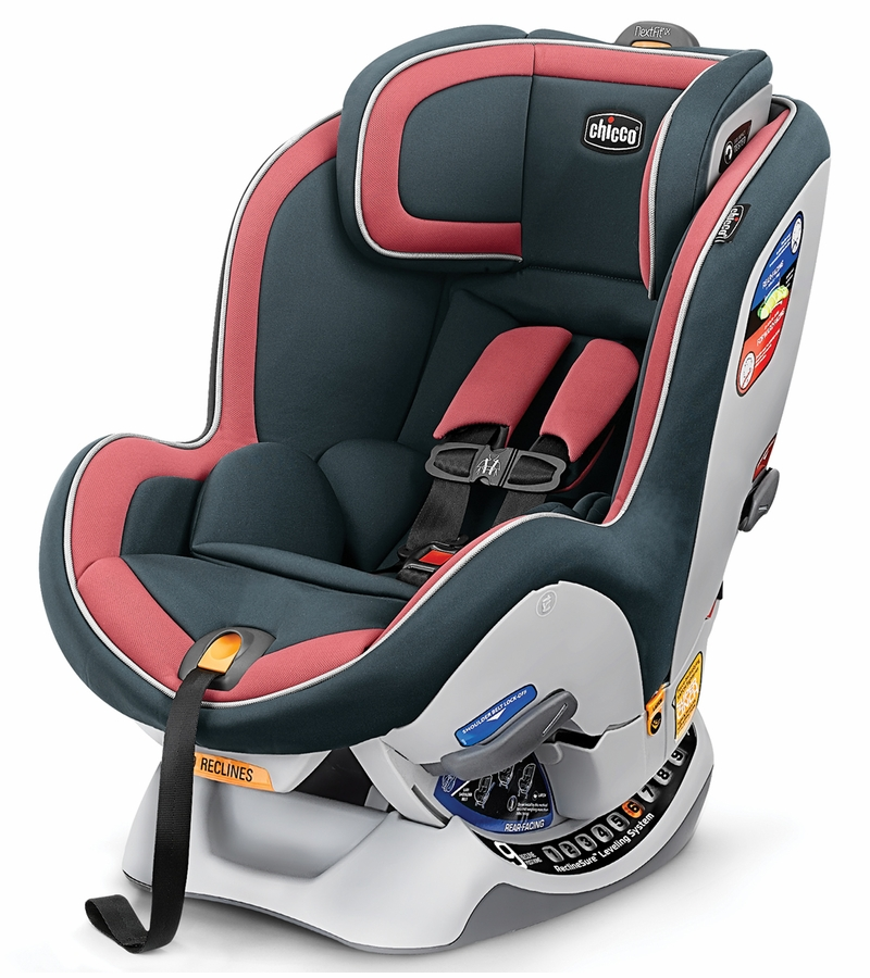 Chicco Nextfit Convertible Car Seat Amethyst