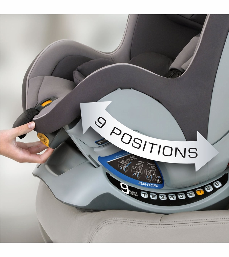 Reclining Booster Car Seat