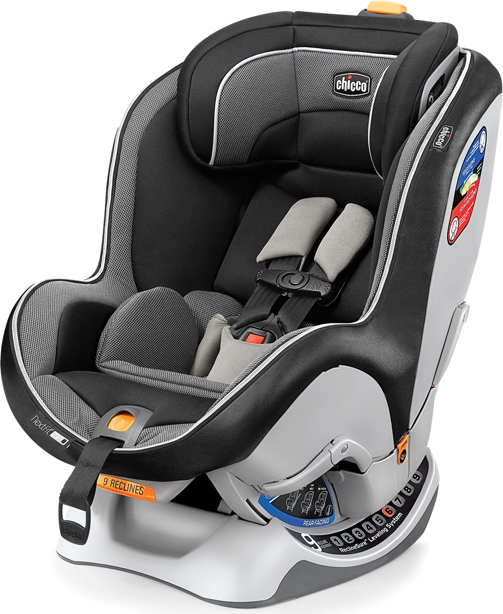 Chicco NextFit Zip Convertible Car Seat - Notte