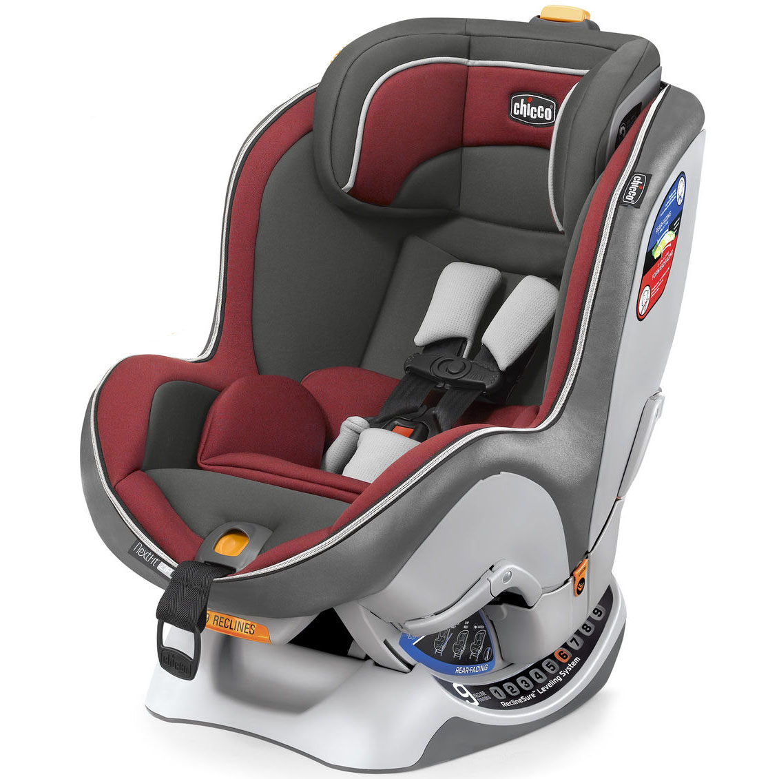 chicco nextfit zip convertible car seat rubino. Black Bedroom Furniture Sets. Home Design Ideas