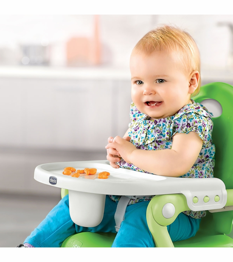 Chicco Pocket Snack Booster Seat - Mod Mint