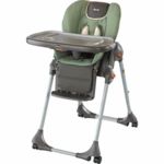 Chicco Polly Double-Pad Highchair in Adventure