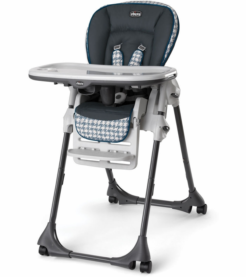 Chicco Polly Single Pad High Chair Iceland