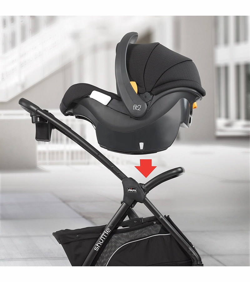 Chicco Shuttle Caddy Stroller