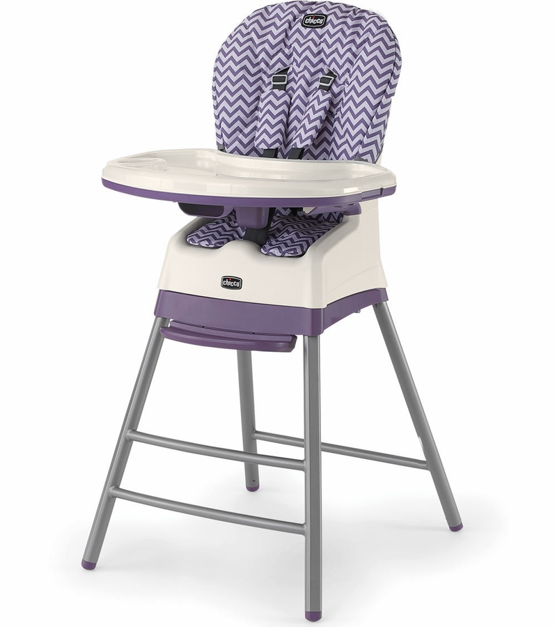 Chicco Stack 3 In 1 Highchair Mulberry
