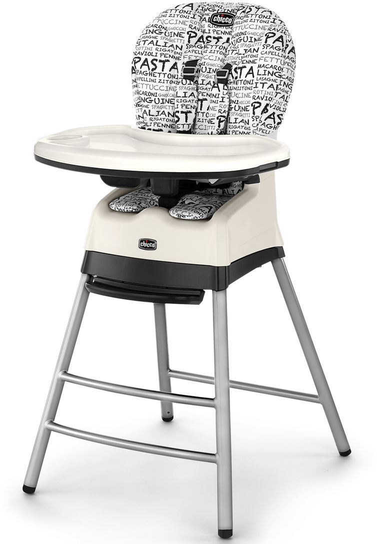 chicco stack 3 in 1 highchair pasta. Black Bedroom Furniture Sets. Home Design Ideas