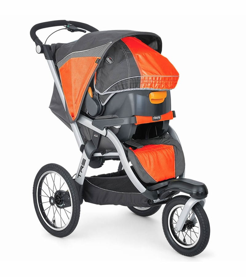 Chicco Tre Performance Jogging Stroller Radius