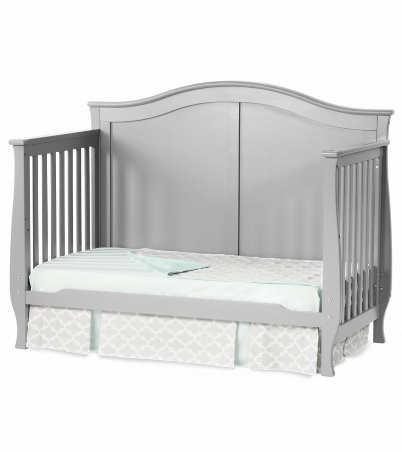 grey crib sale oeuf sparrow collection crib in gray. Black Bedroom Furniture Sets. Home Design Ideas