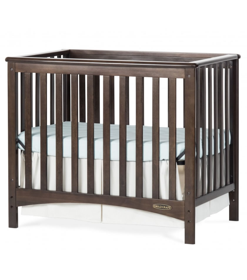 toddler crib child shop in bed convertible coventry select mini cribs gelato cherry craft