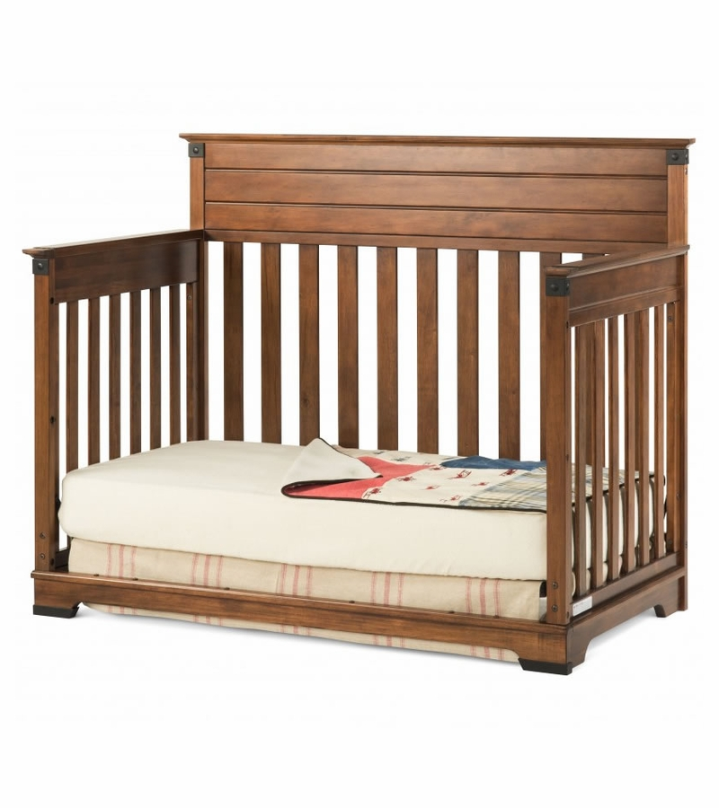 child craft redmond 4 in 1 convertible crib coach cherry