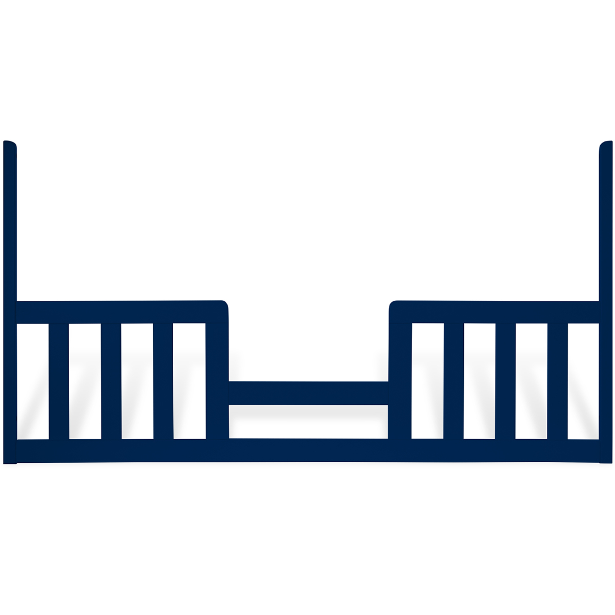 Child craft toddler guard rail for euro crib in nautical blue for Child craft london crib instructions