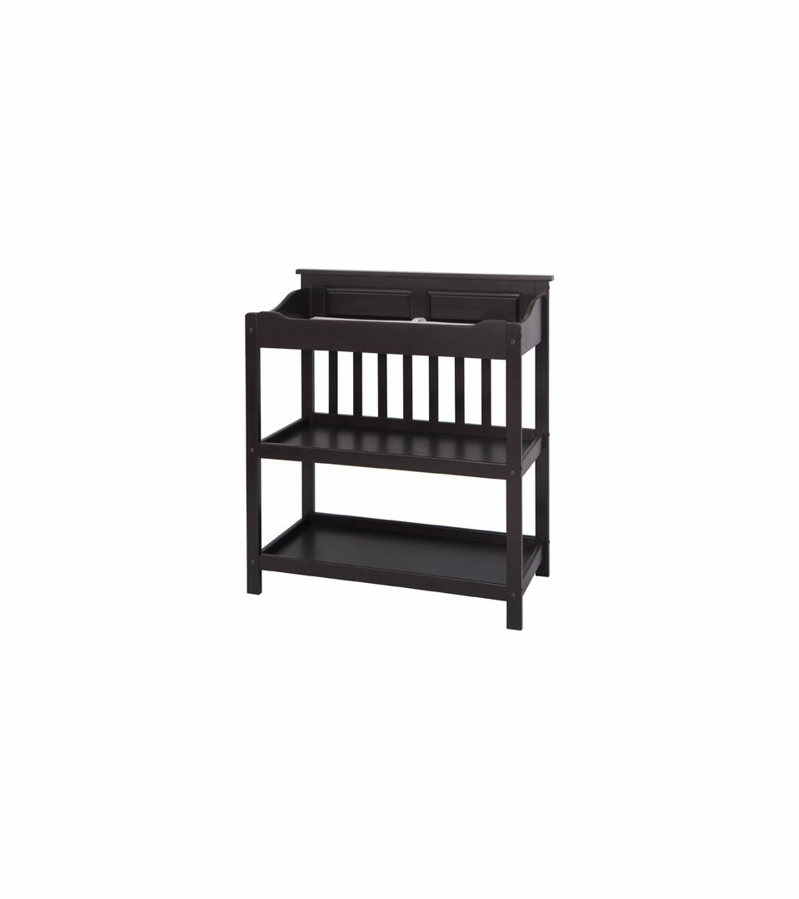 child craft upscale changing table in jamocha. Black Bedroom Furniture Sets. Home Design Ideas