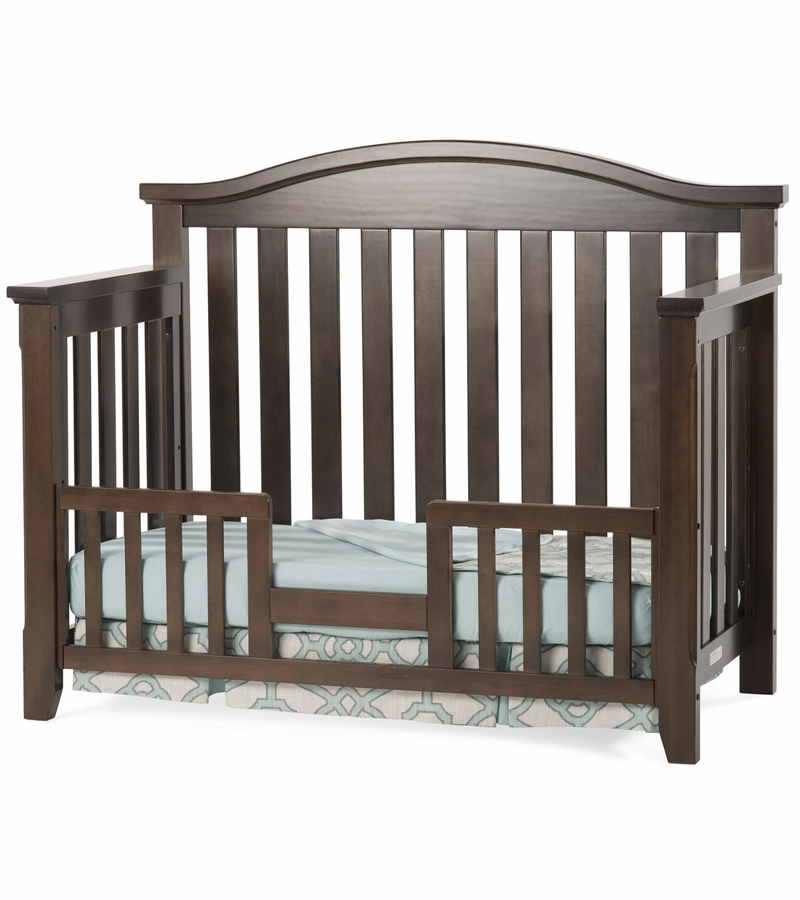 Child craft whitman 4 in 1 convertible crib slate for Child craft crib reviews