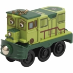 Chuggington Wood Dunbar Engine