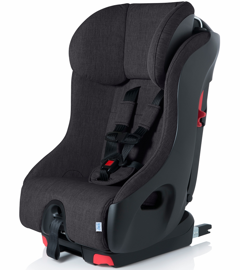 clek foonf 2015 convertible car seat slate. Black Bedroom Furniture Sets. Home Design Ideas