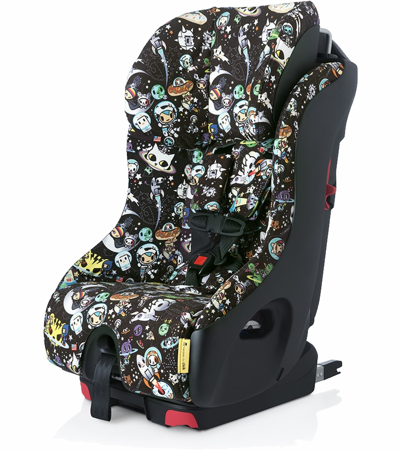 clek foonf 2016 convertible car seat tokidoki space. Black Bedroom Furniture Sets. Home Design Ideas