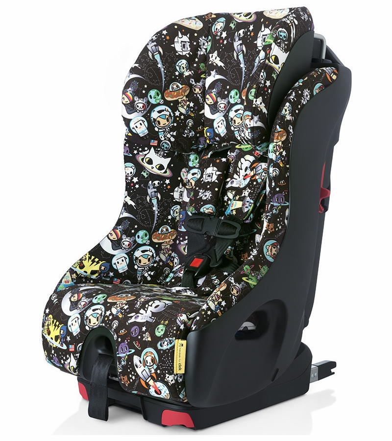 clek 2017 foonf convertible car seat tokidoki space. Black Bedroom Furniture Sets. Home Design Ideas