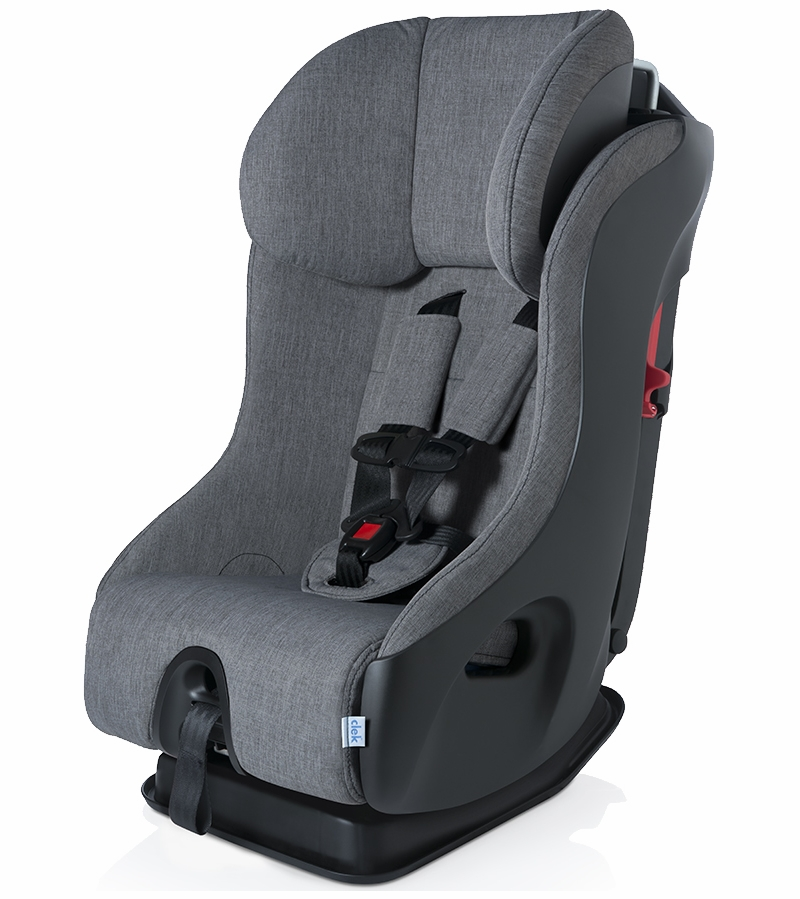 clek fllo convertible car seat 2016 thunder. Black Bedroom Furniture Sets. Home Design Ideas