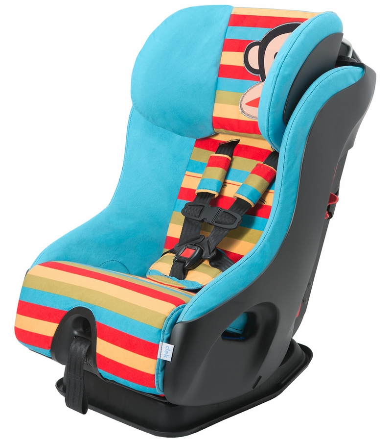 clek fllo convertible car seat 2015 paul frank zoom julius. Black Bedroom Furniture Sets. Home Design Ideas