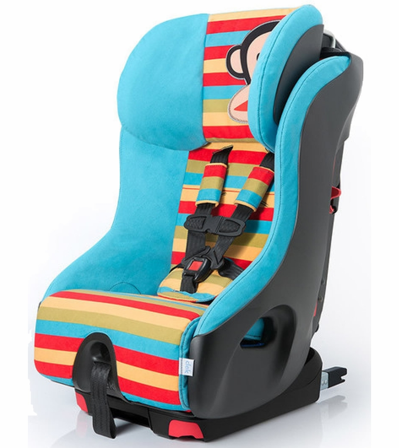 clek foonf 2016 convertible car seat paul frank zoom julius. Black Bedroom Furniture Sets. Home Design Ideas