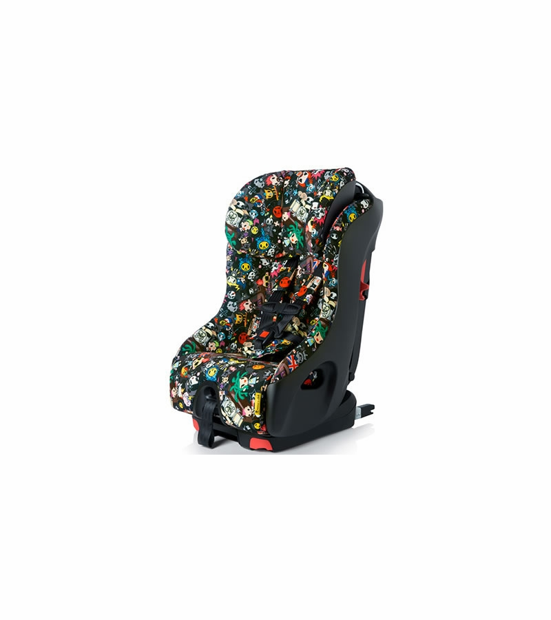 clek foonf convertible car seat 2014 tokidoki rebel. Black Bedroom Furniture Sets. Home Design Ideas
